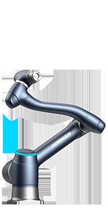 Doosan A-Serie Robotic Alternative zu Universal Robots UR URe